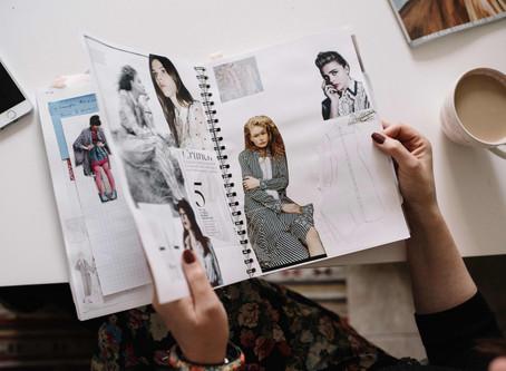 Sketchbooks, Etsy and more on kimonos!