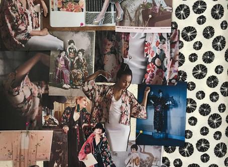 New ways to wear the Kimono