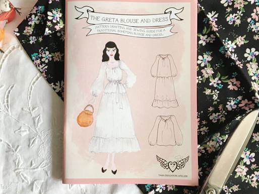 Introducing The Greta Blouse & Dress ~