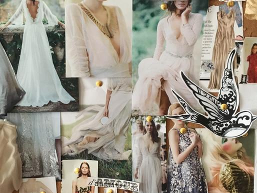 The Ultimate Romantic Wedding Dress-  Introducing The Georgina