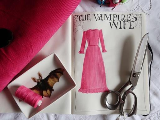 Sewing My Dream Wardrobe ~ A Truly Magical Dress