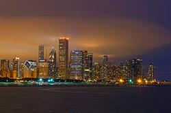 Chicago at Night3