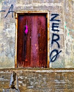 Door With Panties