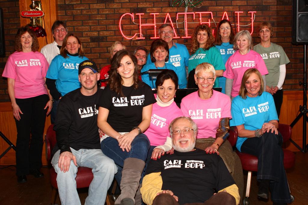 Chateau T-shirt night