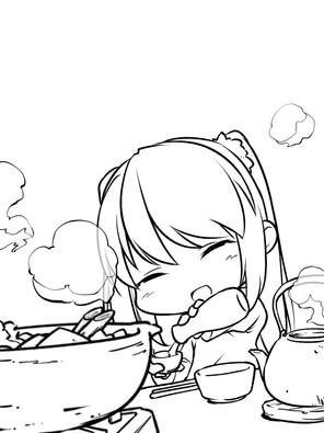 鍋と燗の日