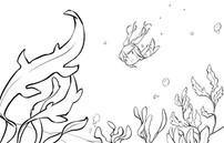 海藻サラダの日