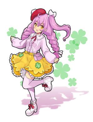 遥ノ音ハルちゃん(春×ガーリー)