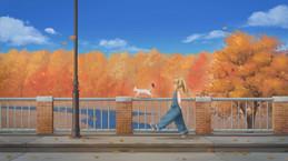 秋のおさんぽ