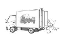 トラックの日