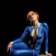 Bodypainting Suit