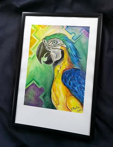 katharina-martini-ink-papagei-2021-aquarell
