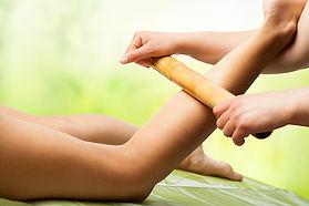 Warm Bamboo Massage