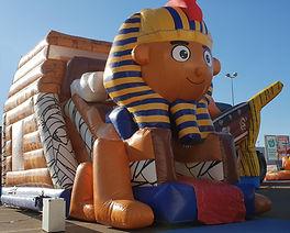 Hüpfburg Göppingen Ägypten