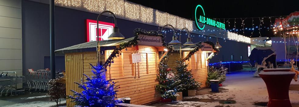 Center Weihnachtsmarkt
