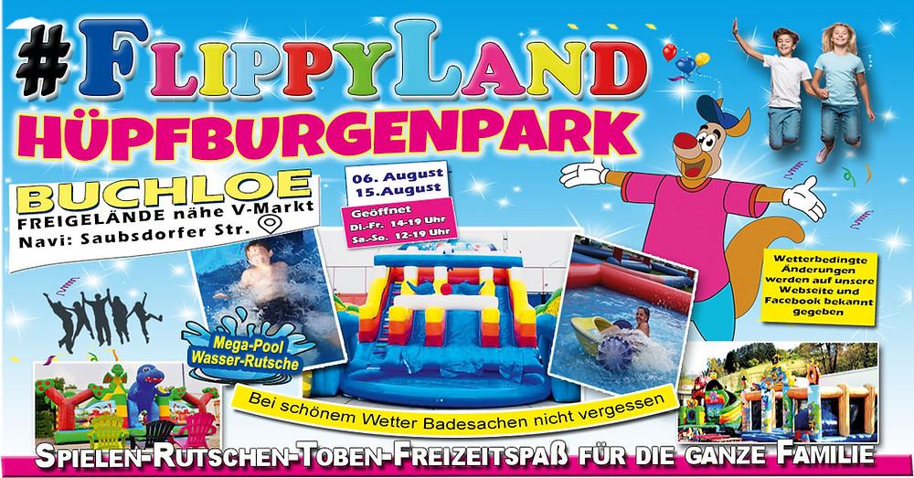 Hüpfburgenpark Buchloe #Bayern