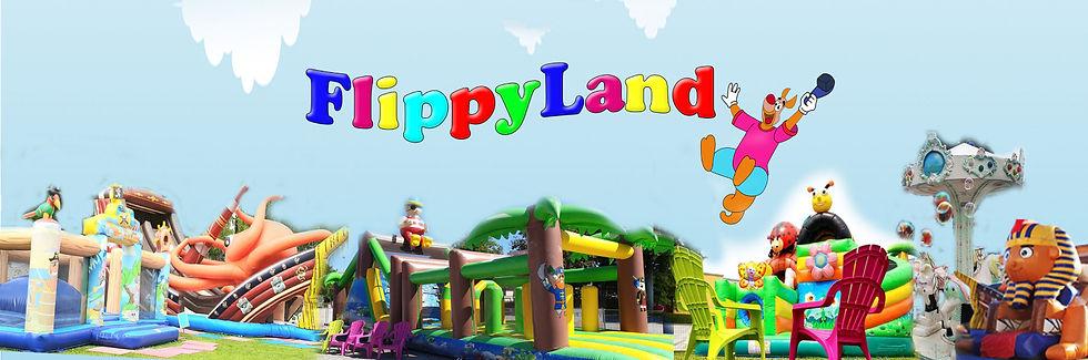 Flippy-Land Hüpfburgenpark