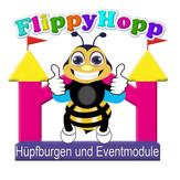 Hüpfburg Vermietung Logo