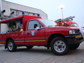 Remise officielle nouveau véhicule - OI La Sarraz