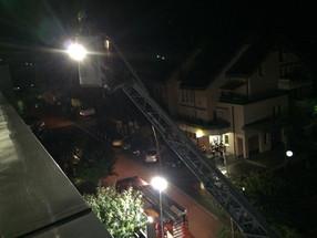 Incendie dans un appartement à Cossonay-Ville