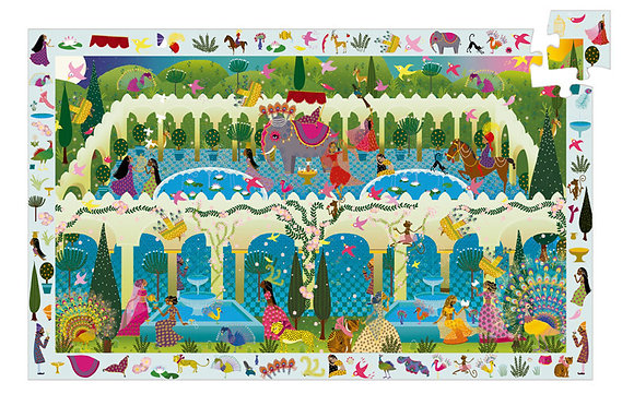 1001 Nights 200pc Observation Puzzle