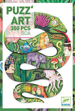 Boa 350pc Art Puzzle