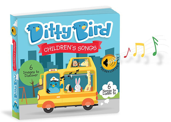 Ditty Bird Children's Songs