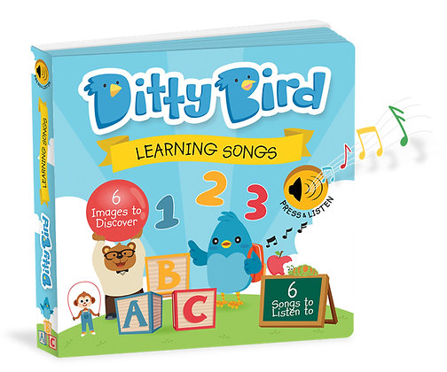 Ditty Bird Learning Songs