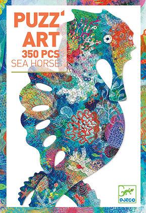 Sea Horse 350pc Art Puzzle