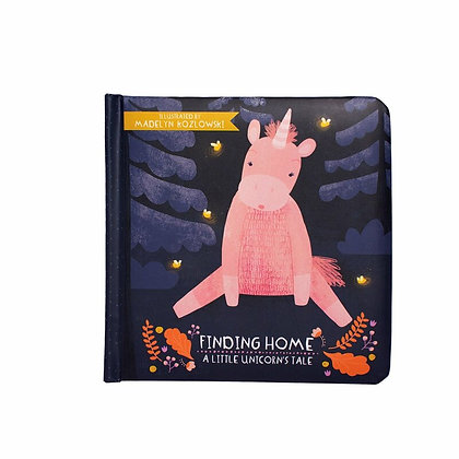 Finding Home Little Unicorn Book