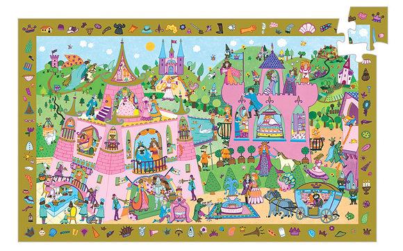 Princess 54pc Observation Puzzle
