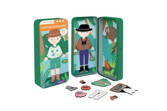 Travel Magnetic Puzzle Box - Nature Explorer