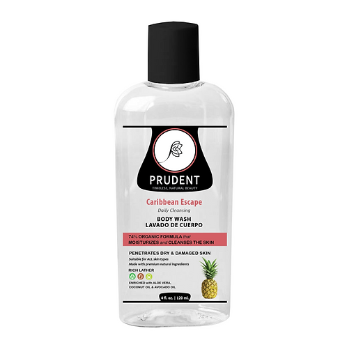 PRUDENT Body Wash 4oz