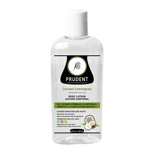 PRUDENT Body Lotion 4oz