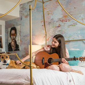 A LEADER WITH A SMILE AND A GUITAR: MEET AVA-RILEY