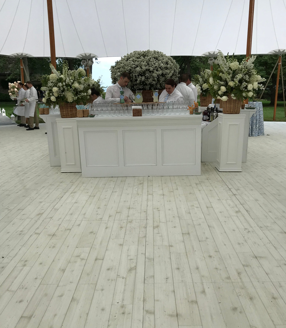 White Pickled Cedar