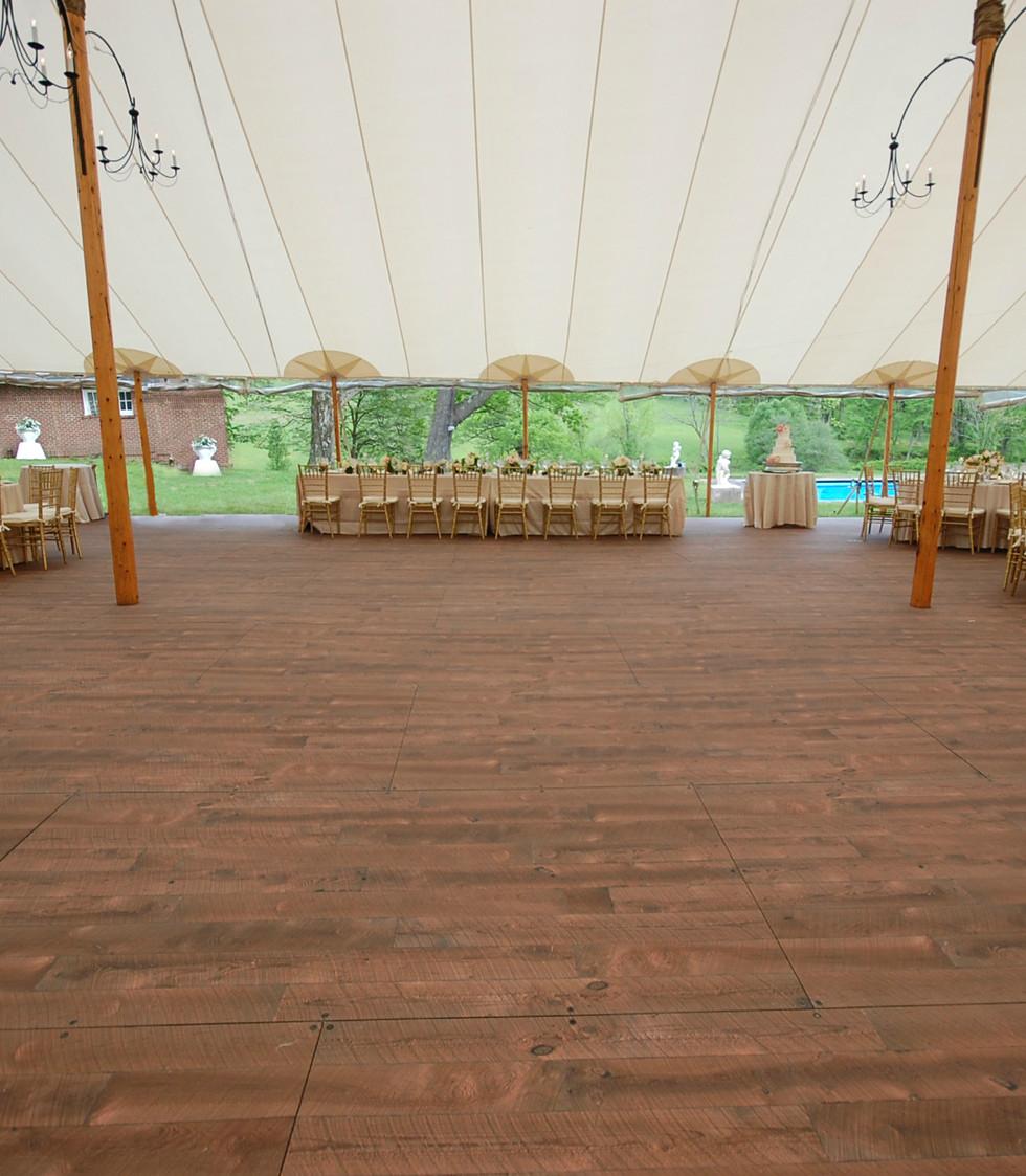 Sperry Tents NJ-Early American Barn Board