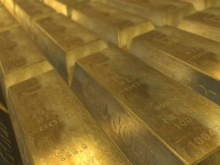 L'or dépasse les 1800$ l'once, son plus haut niveau depuis 8 ans, jusqu'où ira-t-il ?
