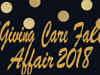 Thank You #GivingCare Fall Affair 2018