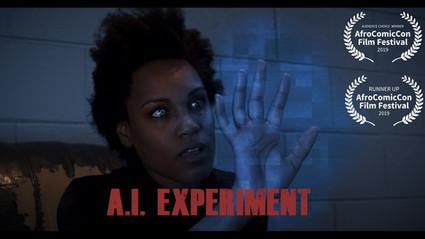 A.I Experiment (Short Film)