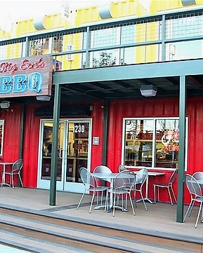 Downtown Container Park Shipping Containers Restaurants Retail Stores