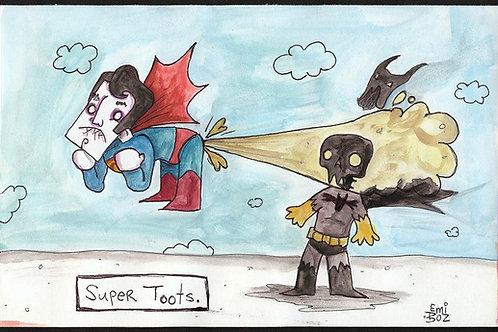 Super Toots (print)