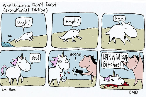 Why Unicorns Don't Exist Print
