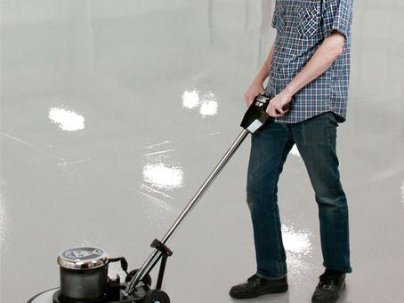 شركة غسيل وتلميع الأرضيات