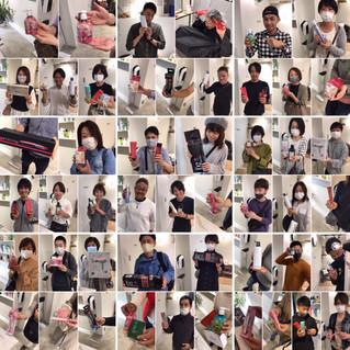 3周年イベント2か月に渡りありがとうございました!!