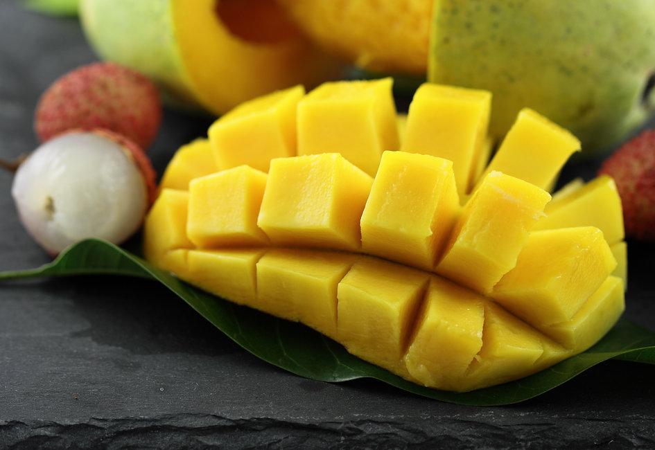 Mango lychee