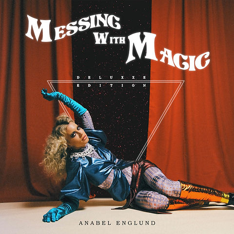 Anabel Englund - Messing With Magic (Del