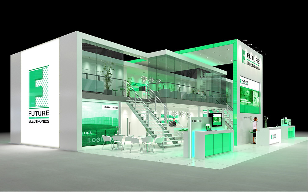 Exhibition Stand Design - Future Electronics