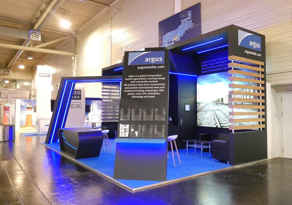 Argus stand design