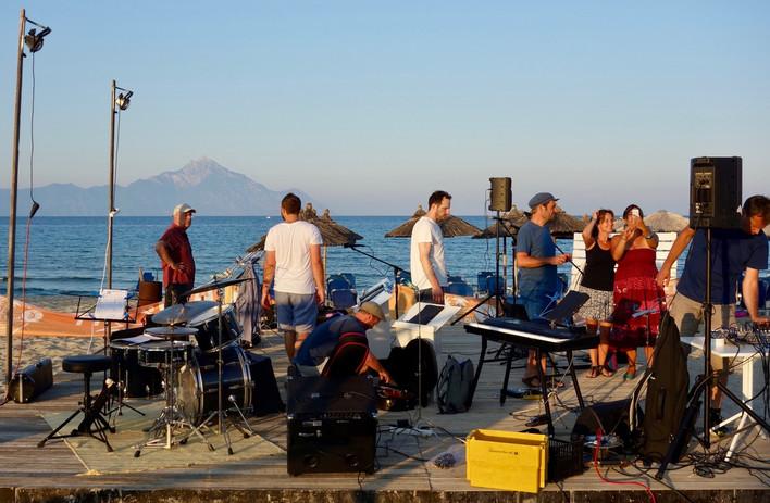 Flintstones Big Band Berlin Griechenland