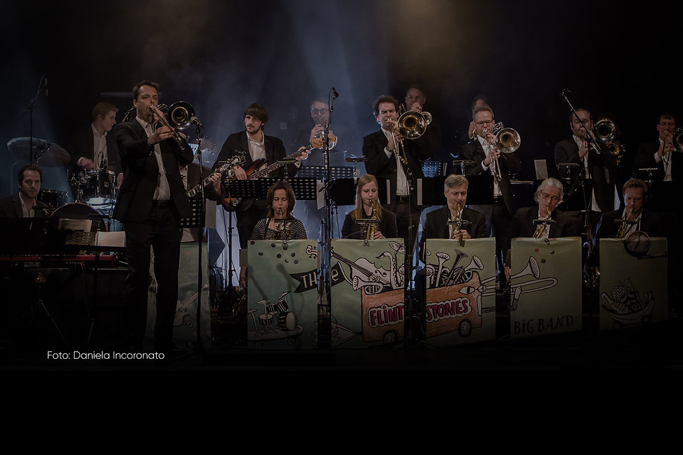 The Flintstones Big Band Berlin